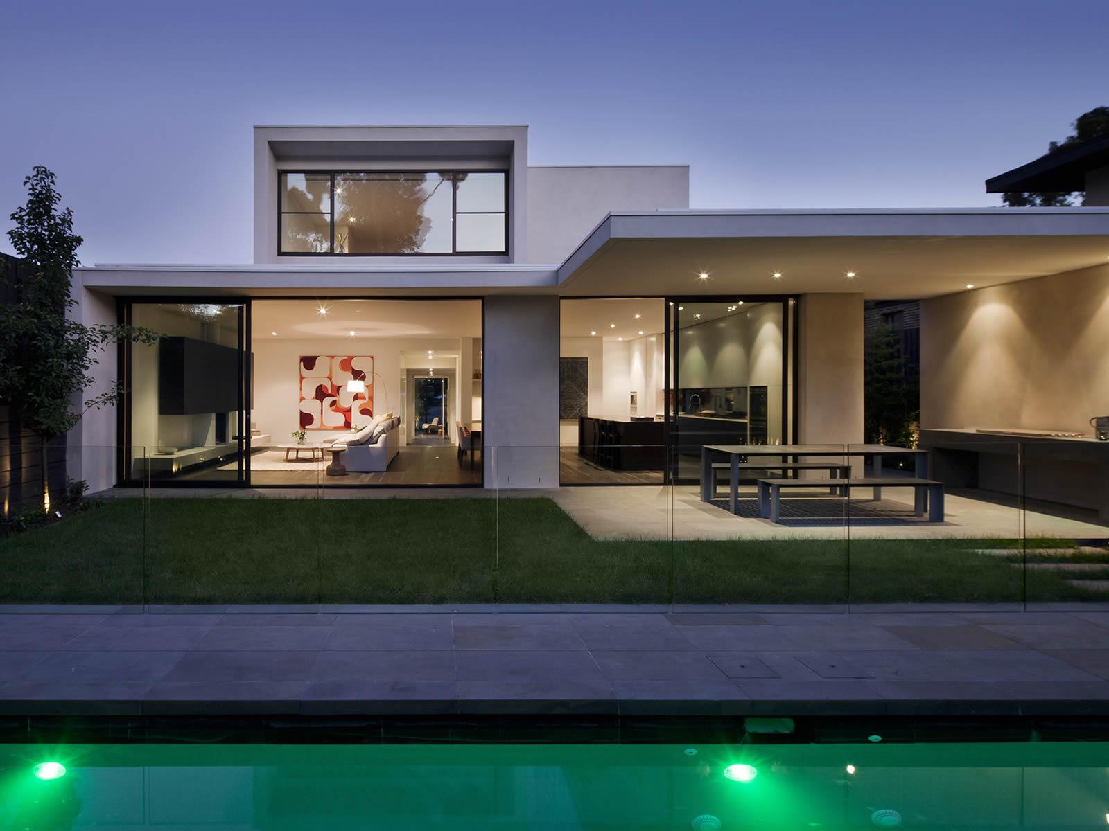 Proyectos de viviendas unifamiliares estudio de for Viviendas unifamiliares modernas
